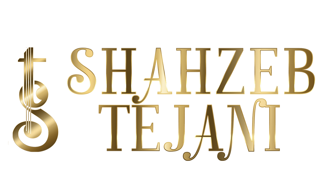 Shahzeb Tejani Official Website